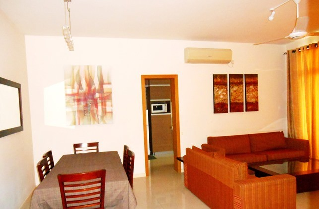 Havelock City - Elibank Tower 9 Floor: 2 Br Luxury Apartment, Col.5, with Pool, Cafeteria, Gym & Supermarket - Colombo 5