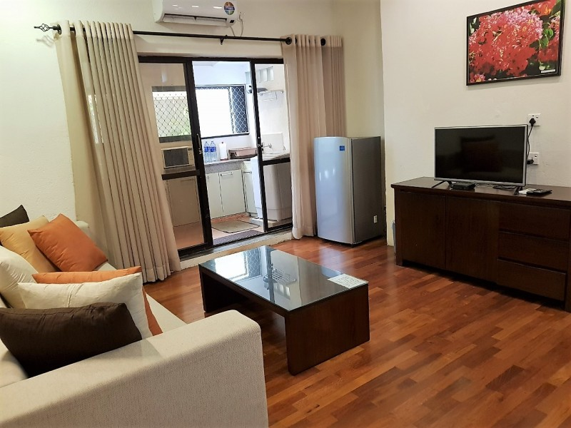 1 Br Apartment  1-4 in 7HCR Residencies, Col 2, with kitchen - Colombo 2