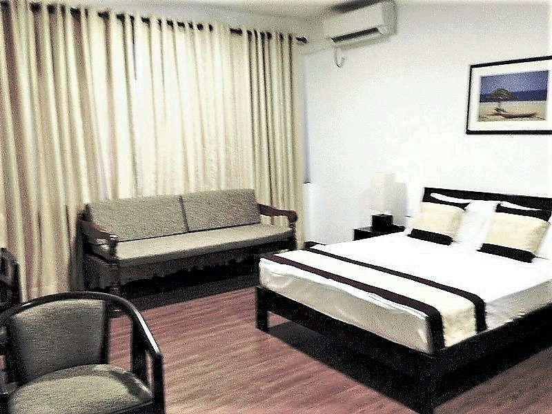 Studio 1-3 with Pantry & Washing Machine in a Central Location near the Vihara Maha Devi Park - Colombo 2