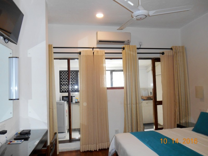 Studio 1-6 in 7HCR Col. 2 -  All-incl. Rs 90,000/month  - Colombo 2
